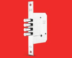 Cerraduras de seguridad con cilindro tipo cruz