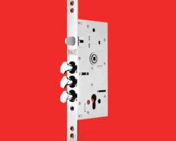 Cerraduras de alta seguridad con pestillo